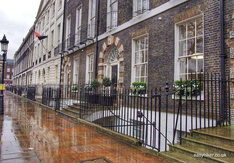 """""""31-32 Bedford Square - in BloomsburyWriters Quarter of London"""""""