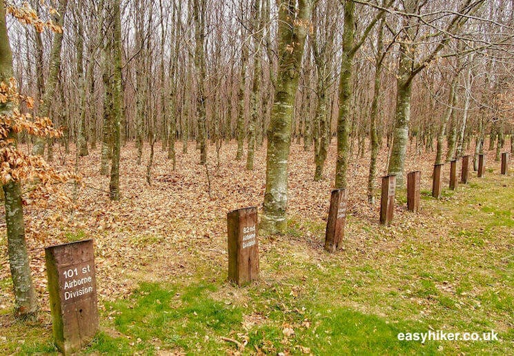 """Forest of Peace - Fame of Bastogne"""