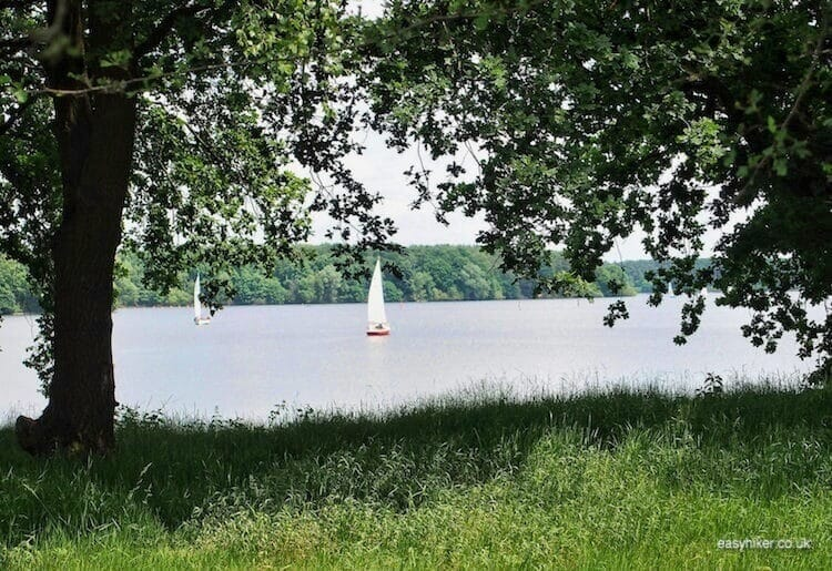 """Lakeside Hiking Trails - Haltern am See"""
