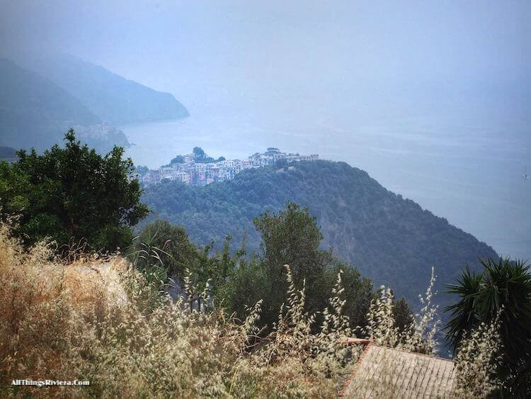 """view of the villages - tips for Easy Hiking Experience in Cinque Terre"""