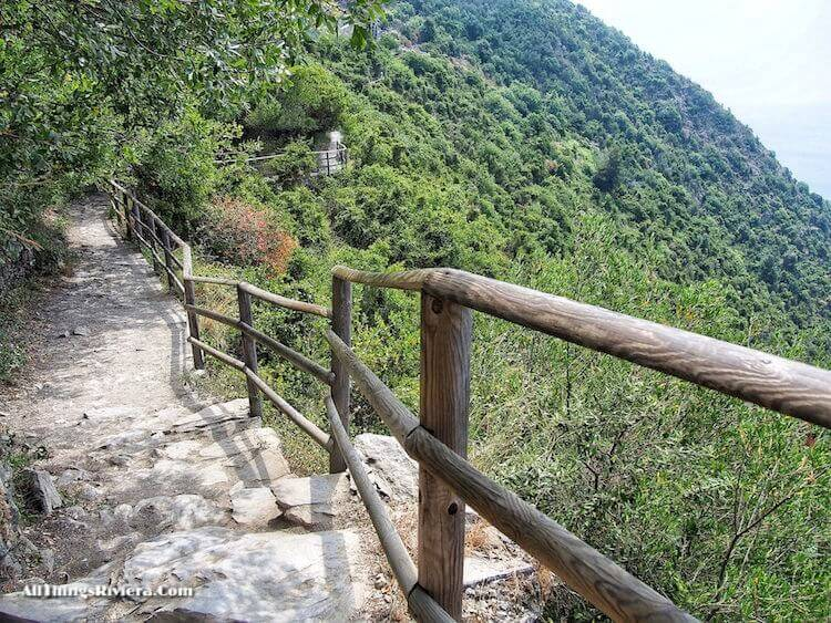 """On the way to Corniglia - Easy Hiking Experience and More in Cinque Terre"""