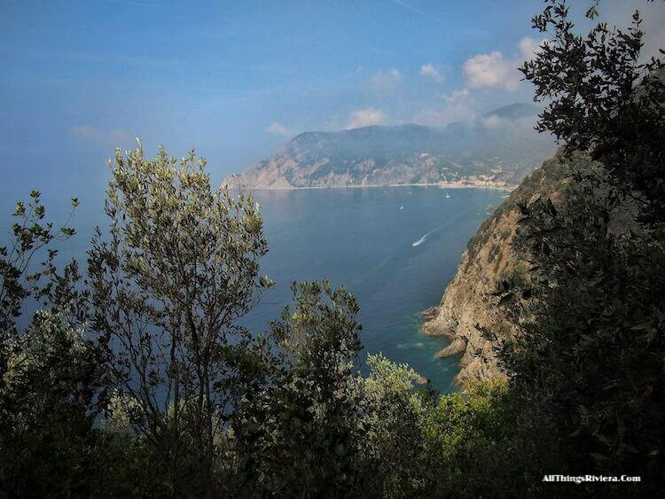 """some mountains along the way - tips for Easy Hiking Experience in Cinque Terre"""