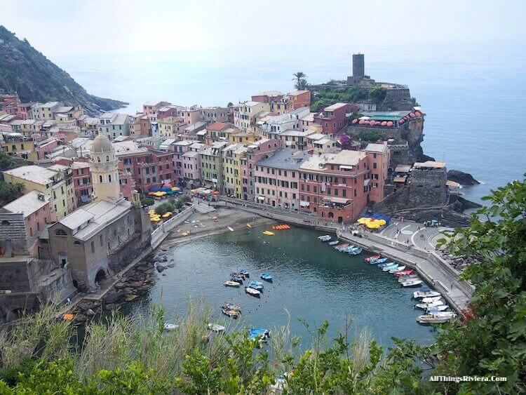 """Vernazza - tips for Easy Hiking Experience in Cinque Terre"""
