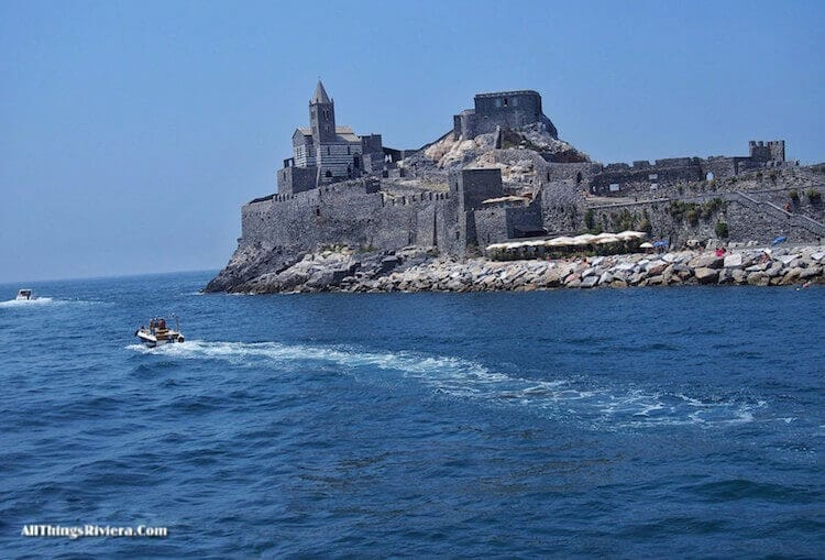 """leaving Porto Venere - Easy Hiking Experience and More in Cinque Terre"""