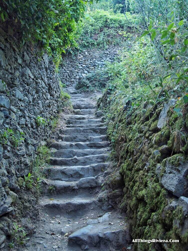 """more steep trails - tips for Easy Hiking Experience in Cinque Terre"""