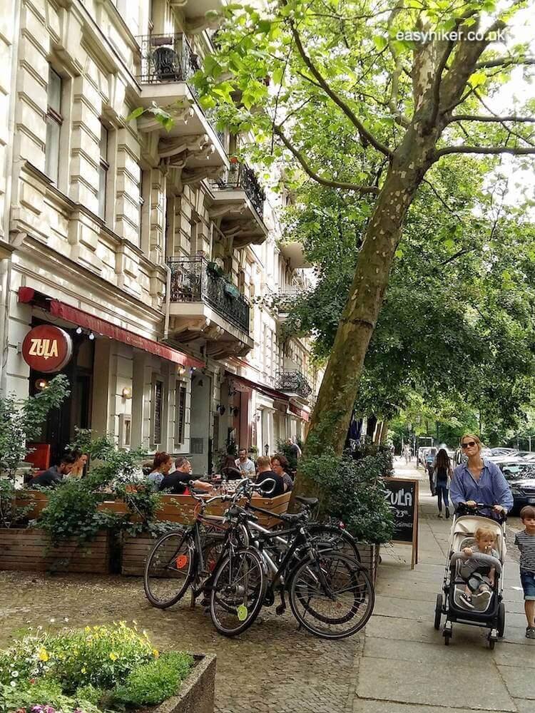 """""""leisurely walkers - spirit of Bohemian Berlin"""""""
