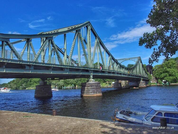 """Glienicket Bruecke in Potsdam - daytrip destination from Berlin"""