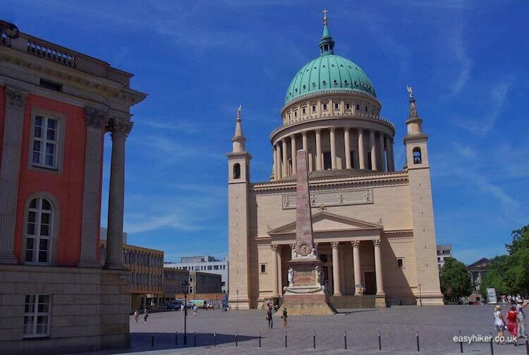 """""""Alter Markt/Landtag - daytrip destination from Berlin"""""""