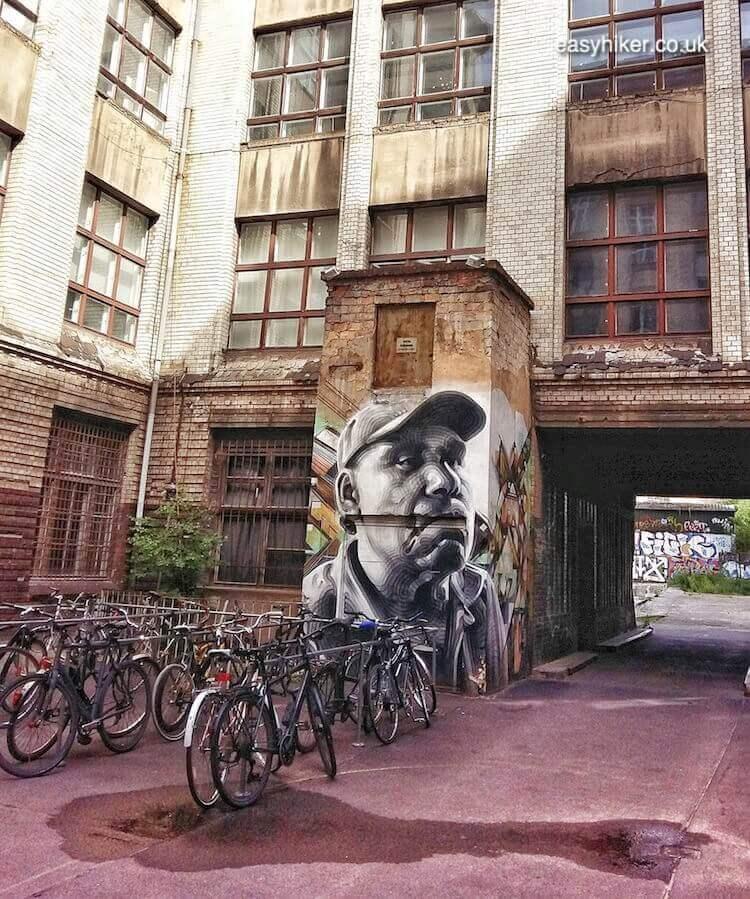 """""""wall art - spirit of Bohemian Berlin"""""""