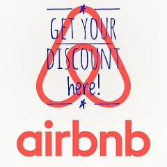 """airbnb access to discount"""