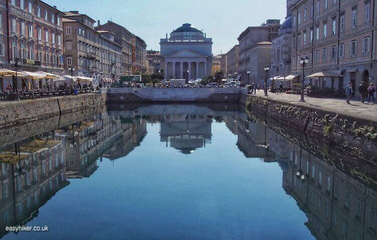 """Trieste - a Different Italian Town"""