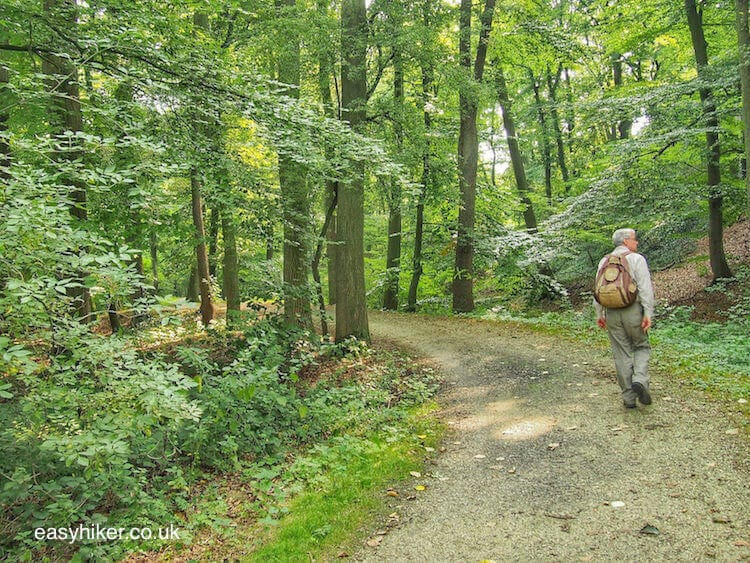 """Easy Hiker along the Voltaire Trail"""