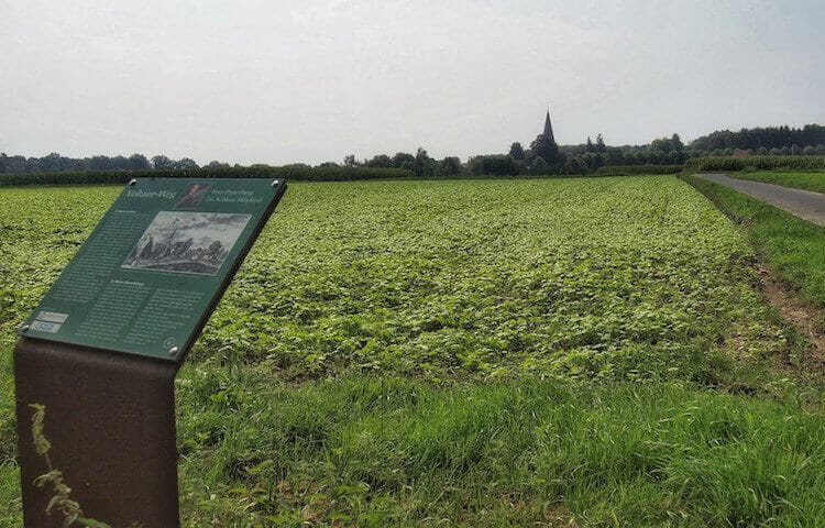 """Overview of the Voltaire Trail"""