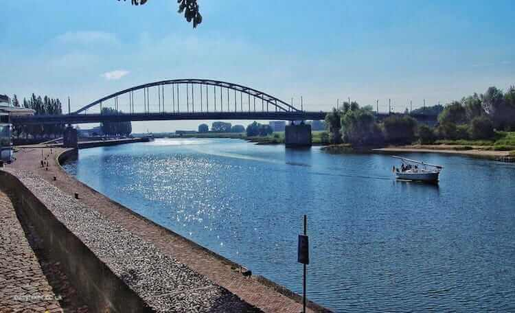 """Bridge in Arnhem"""