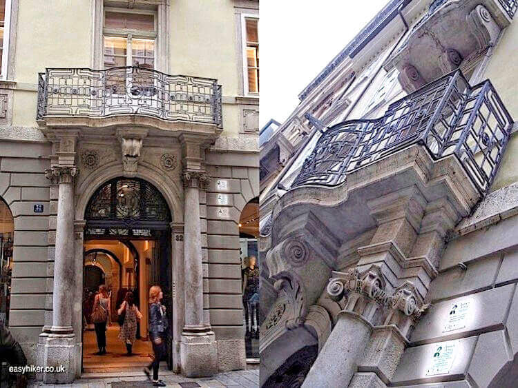 """where once James Joyce lived in Trieste - a Different Italian Town"""