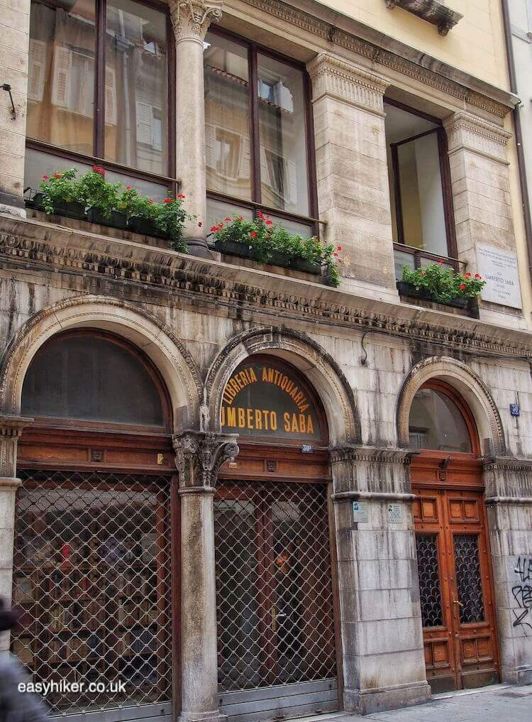 """where friend of James Joyce lived in Trieste - a Different Italian Town"""