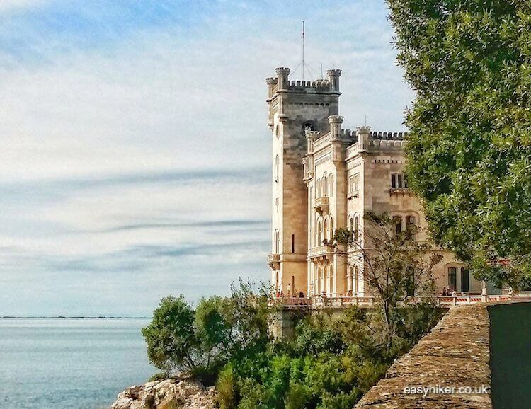 """Villa in the eclectic Miramare Gardens"""