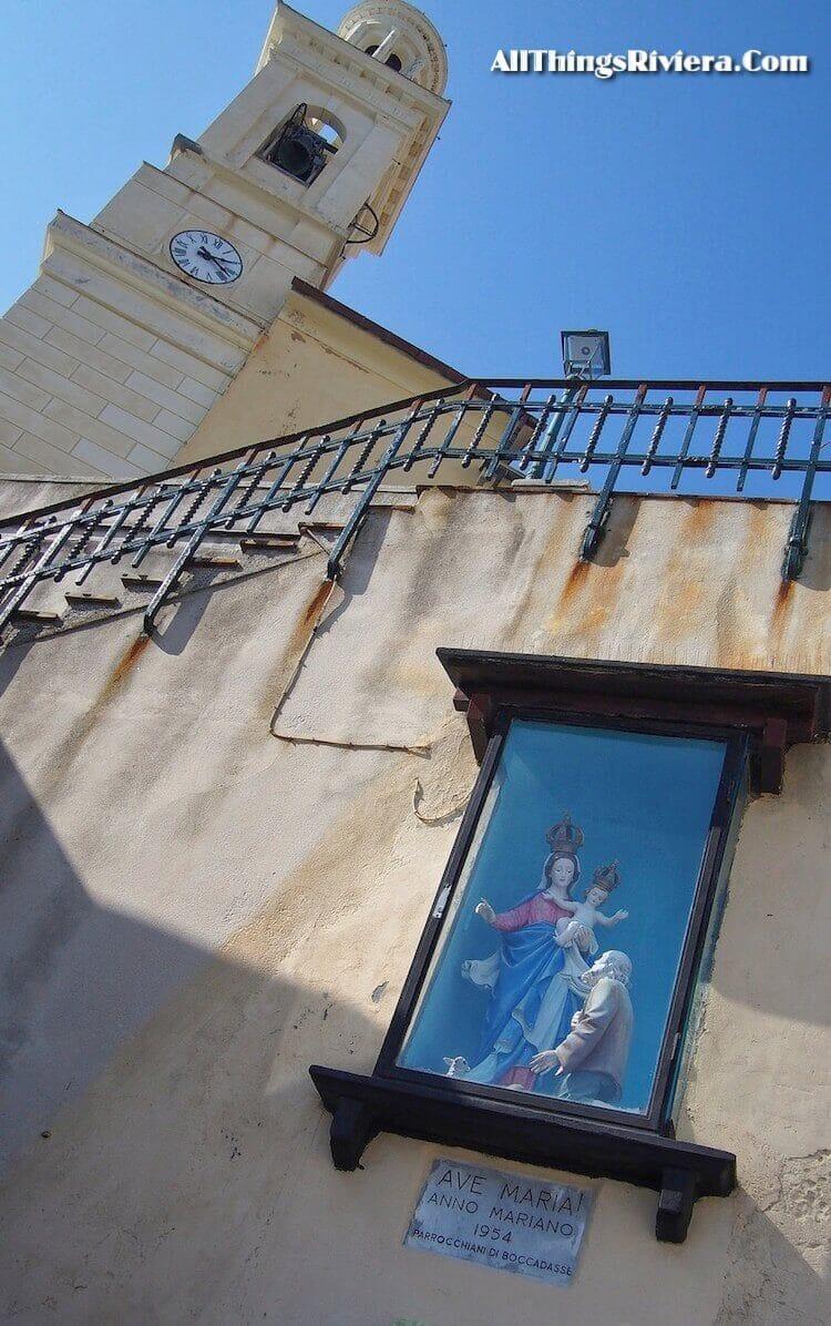 """""""Sant'Antonio Church of Boccadasse"""""""