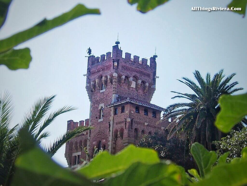 """""""Tower of Castello Türcke in Boccadasse"""""""