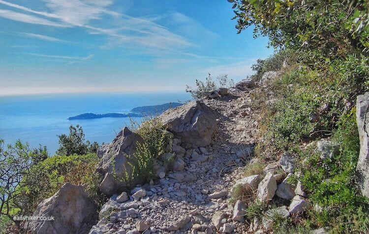 """The views - Eze Hiker Conquering the Peak in the Sequel"