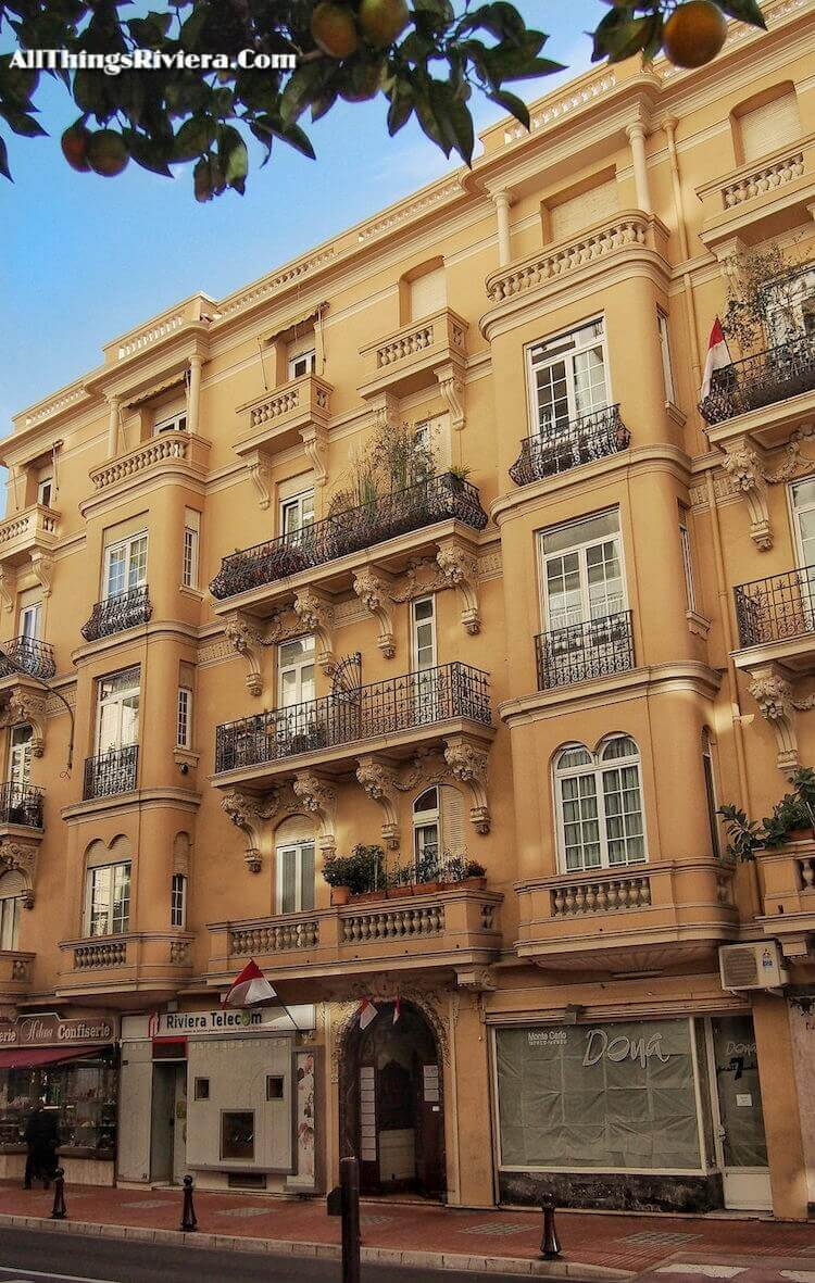"""Marcel Pagnol lived here - Great Writers in Menton and Monaco"""""