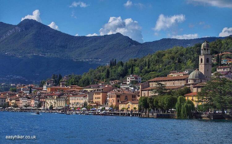 """Salo, most charming part of Lake Garda"""