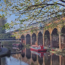 Glimpse the Glory of Manchester Past Along Its Canals