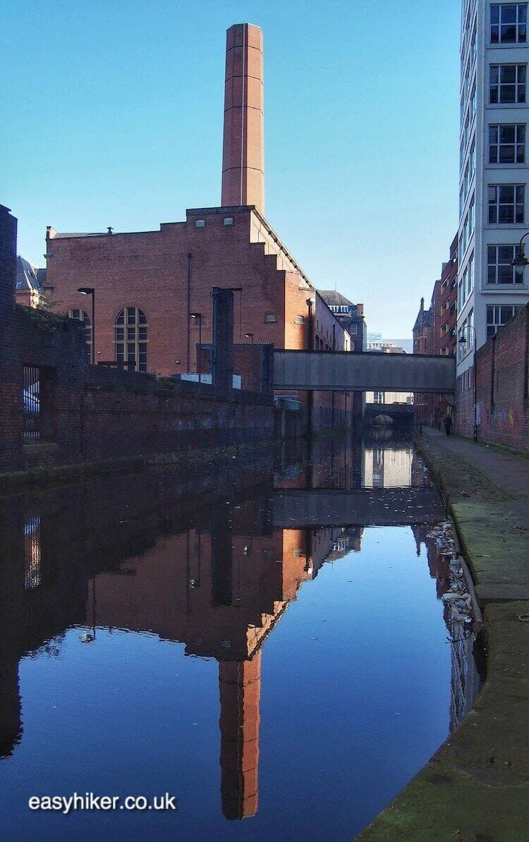 """Glory of Manchester Past Along Its Canals"""
