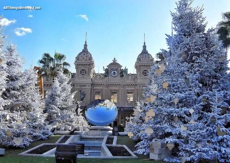 """Casino stop on a walk to meet the great writers of Menton and Monaco"""