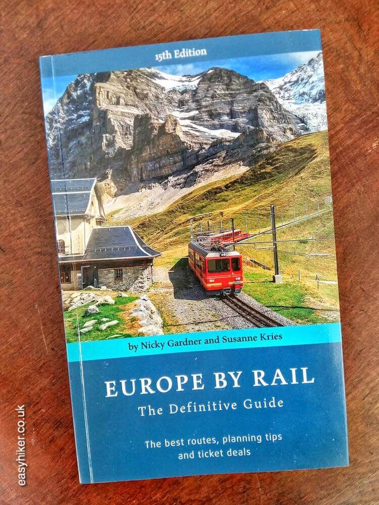 """Europe by Rail - An Indispensable Train Travel Companion"""