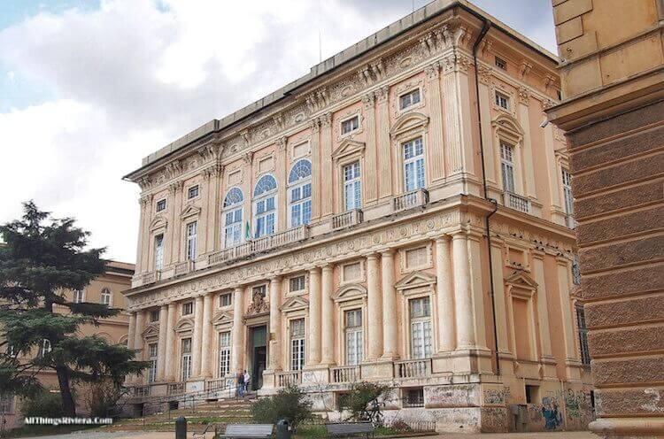 """Visit Sampierdarena When in Genoa to see old Palazzi"""