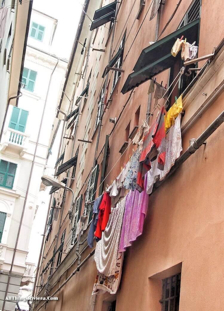 """""""Visit Sampierdarena When in Genoa to observe daily life"""""""