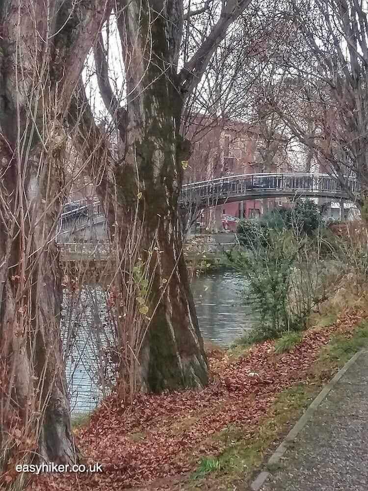 """a portion Hiking Part of Canal du Midi in Toulouse"""