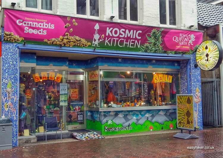 """""""Kosmic Kitchen - brighten up Dutch Midwinter Blues"""""""