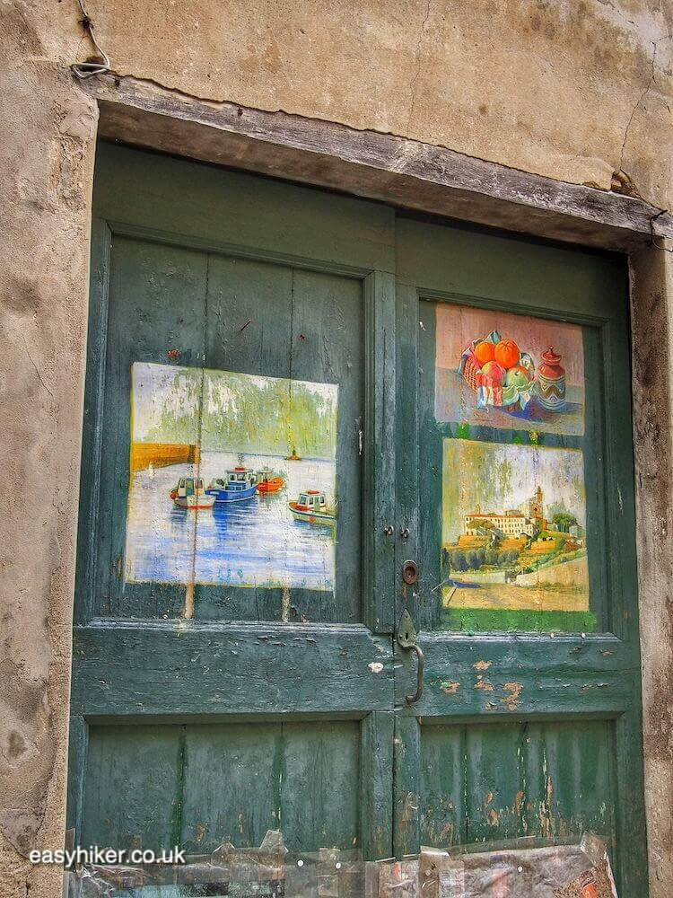 """old door - - Discover More of Diano"""