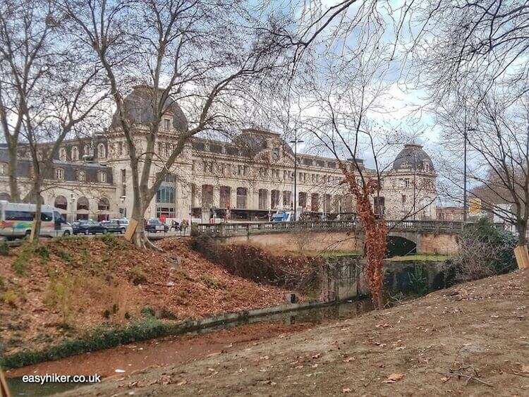 """start here Hiking Part of Canal du Midi in Toulouse"""