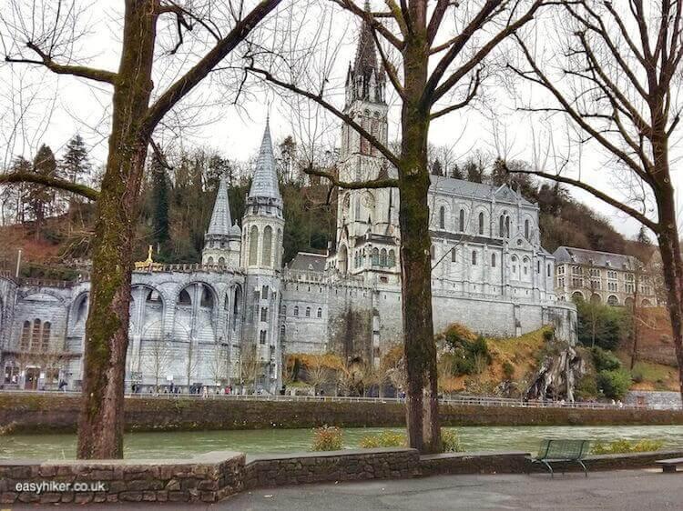 """""""visit church - What Easy Hikers Can Do in Lourdes"""""""