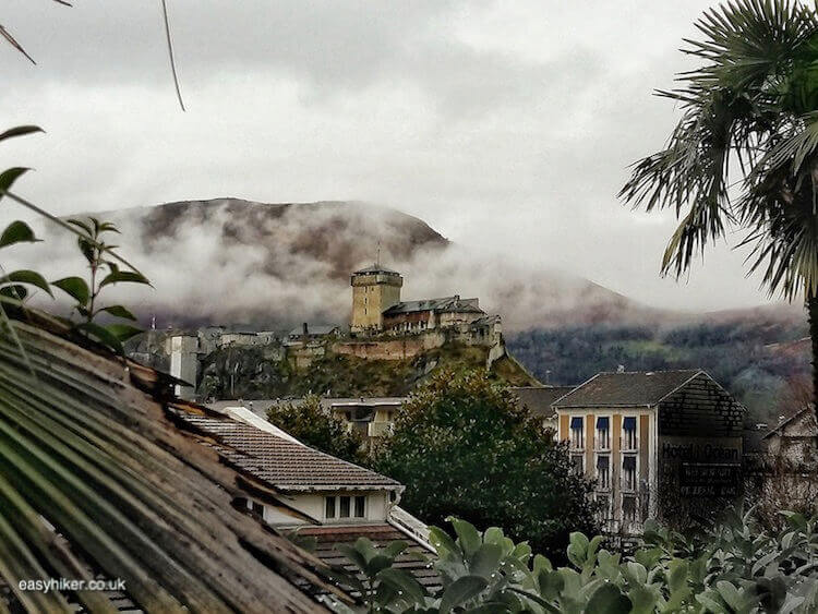 """""""visit Castle of Lourdes - What Easy Hikers Can Do in Lourdes"""""""